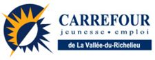 carrefour jeunesse emploi vall e du. Black Bedroom Furniture Sets. Home Design Ideas